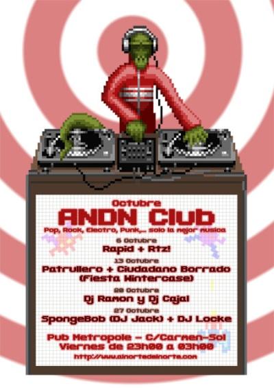 ANDN Club / Metropole