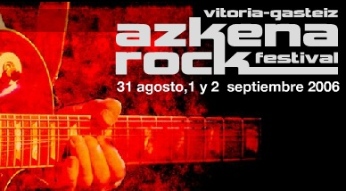 Azkena Rock Festival 2006