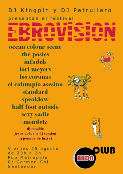 Ebrovision 2006 ANDN Club