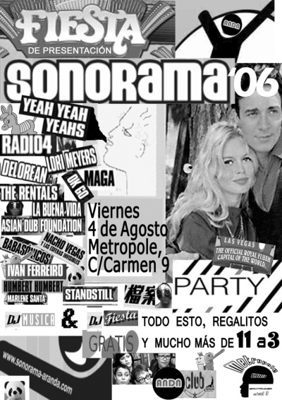 Fiesta Sonorama, ANDN Club