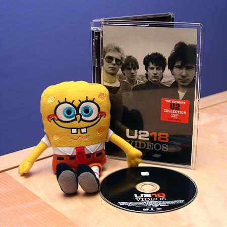 U218, U2 DVD